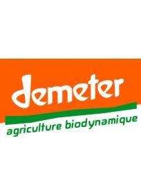 logo demeter agriculture biodynamie